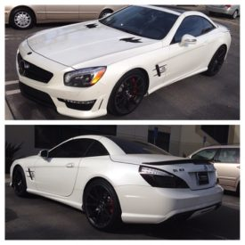 2013 Mercedes SL63 AMG tuned for Mercedes Benz of Calabasas 130hp 190lbs tq gain #Mercedes #SL63 #AMG #ecutuning #ecutuninggroup @lv_nguyen_