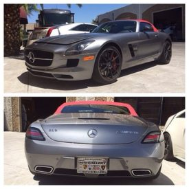 2013 Mercedes SLS AMG tuned for @kartunz by @eliteautodesigns  35hp 66lbs tq to the wheels #Mercedes #SLS #amg #kartunz #eliteautodesign #sanfrancisco #ecutuning #ecutuninggroup