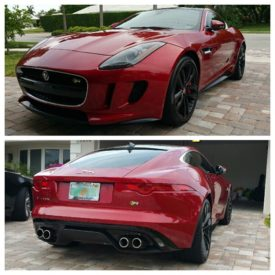 2015 Jaguar F-Type R ECU/Pulley upgrade performed by ECU Tuning Group of Miami @ninjasingh This has been a very popular engine for us since 2009. #Jaguar #FType #Miami #JaguarTuning #ECUtuning #ECUtuninggroup