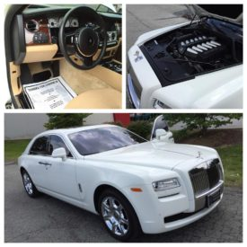 Rolls Royce Ghost tuned by @drmmotorworx of North Carolina #RollsRoyce #RollsRoyceTuning #drmmotorworx #ECUTuning #ECUTuningGroup