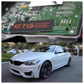 2016 BMW M4 tuned by ECU Tuning Group Bay Area to 560hp (no other mods). We can also program the exhaust blip/burble just like the GTS. #BMW #M4 #BMWTuning #BayArea #SiliconValley #ECUTuning #ECUTuningGroup