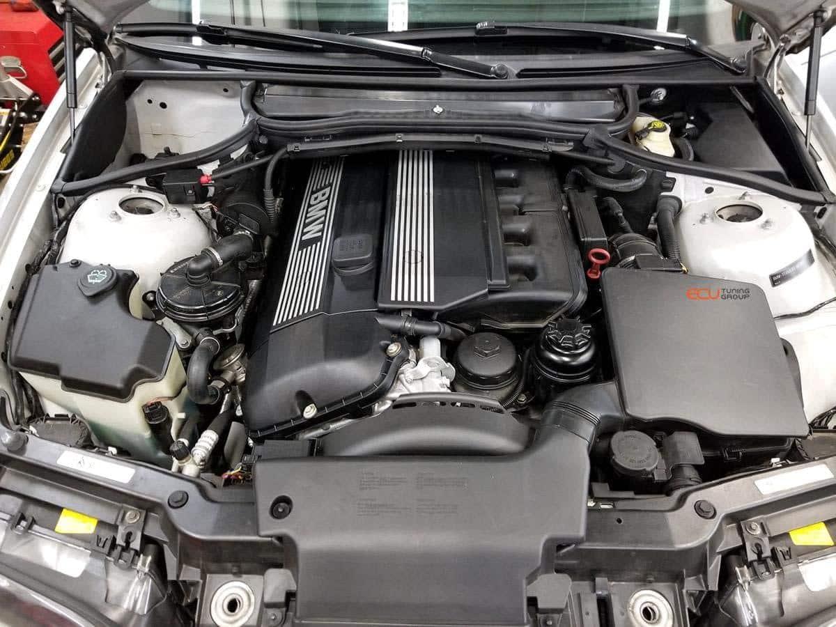 BMW 330ci 2004 ECU Tuning | Speed Projects Lab