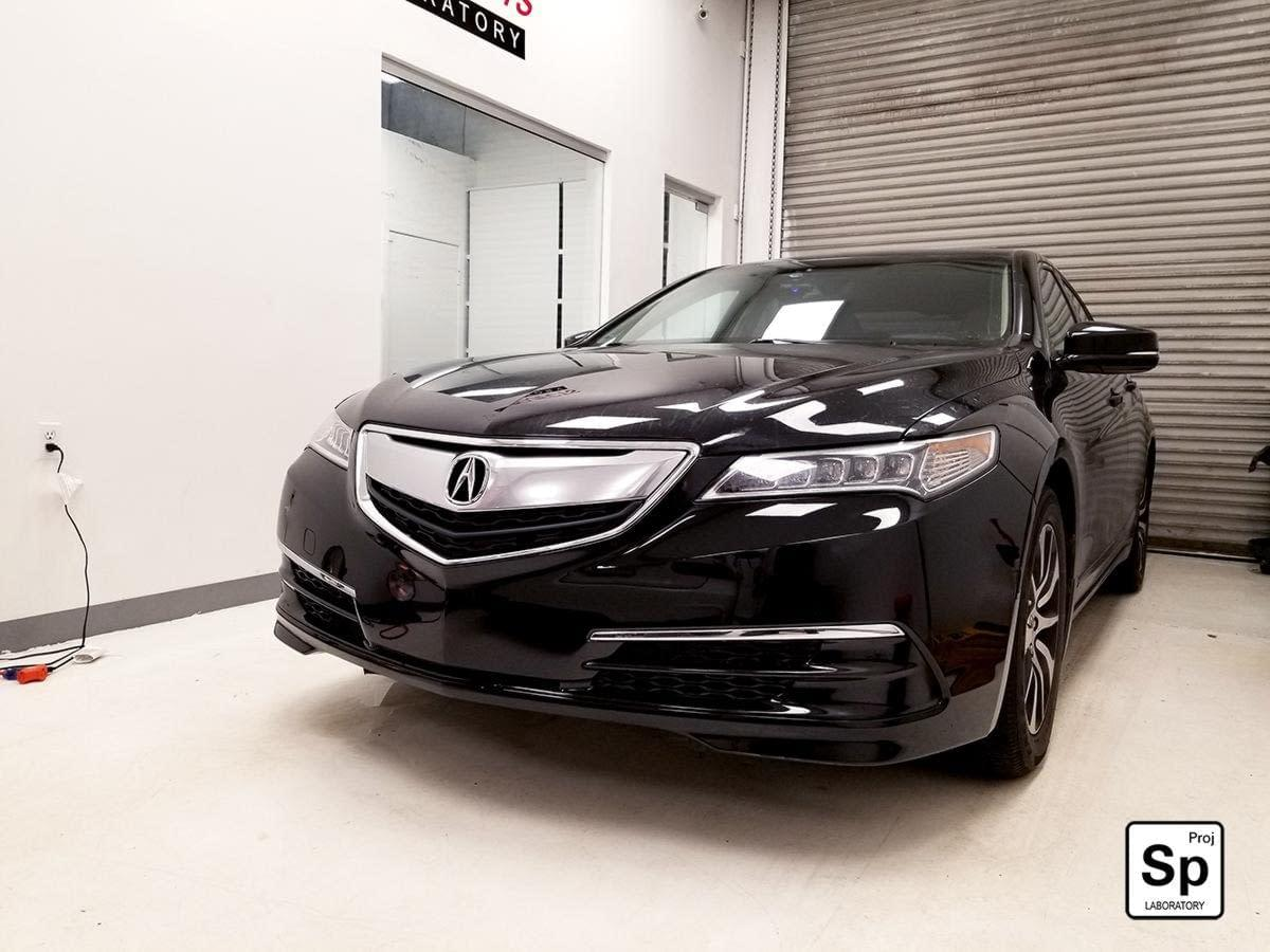 Acura Tlx Xpel Ultimate Plus Ppf Front Bumper Claim Speed