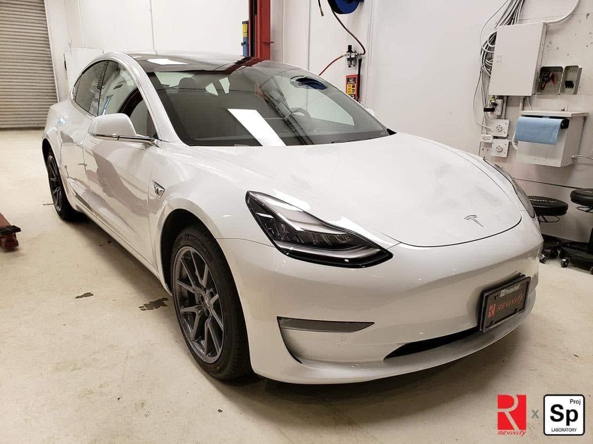 Tesla Model 3 Revivify Self Heal Ceramic Coating   Speed ...